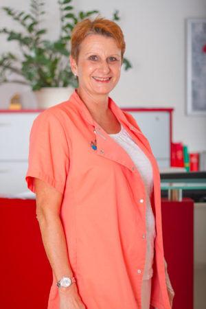 Praxis Dr. Woitzel Assistenten Jeannette