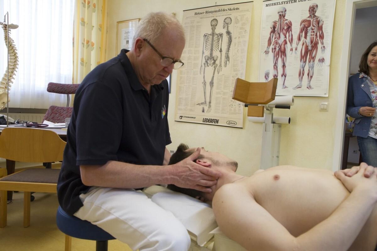 Chirotherapie dr woitzel